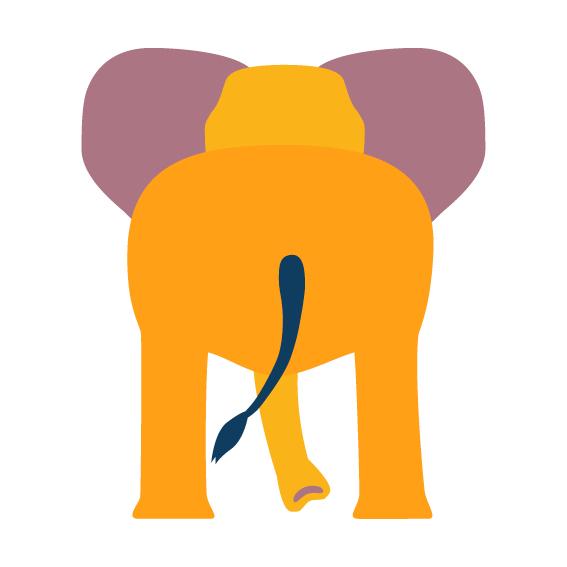 Thekla Luitz – Popotins d'animaux – illustrationen