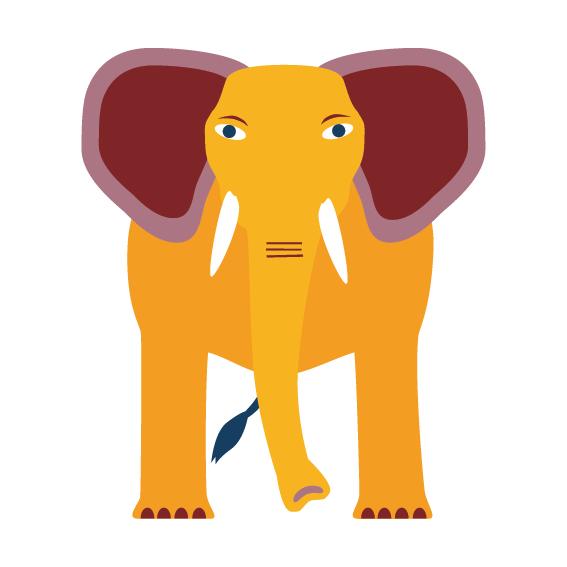 Thekla Luitz – Popotins d'animaux – illustrationen2