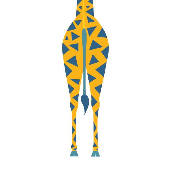 Thekla Luitz – Popotins d'animaux – illustrationen7