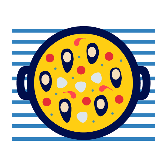 Thekla Luitz – Illustration – Food2