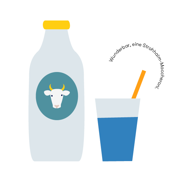 Thekla Luitz – Illustration – Food4